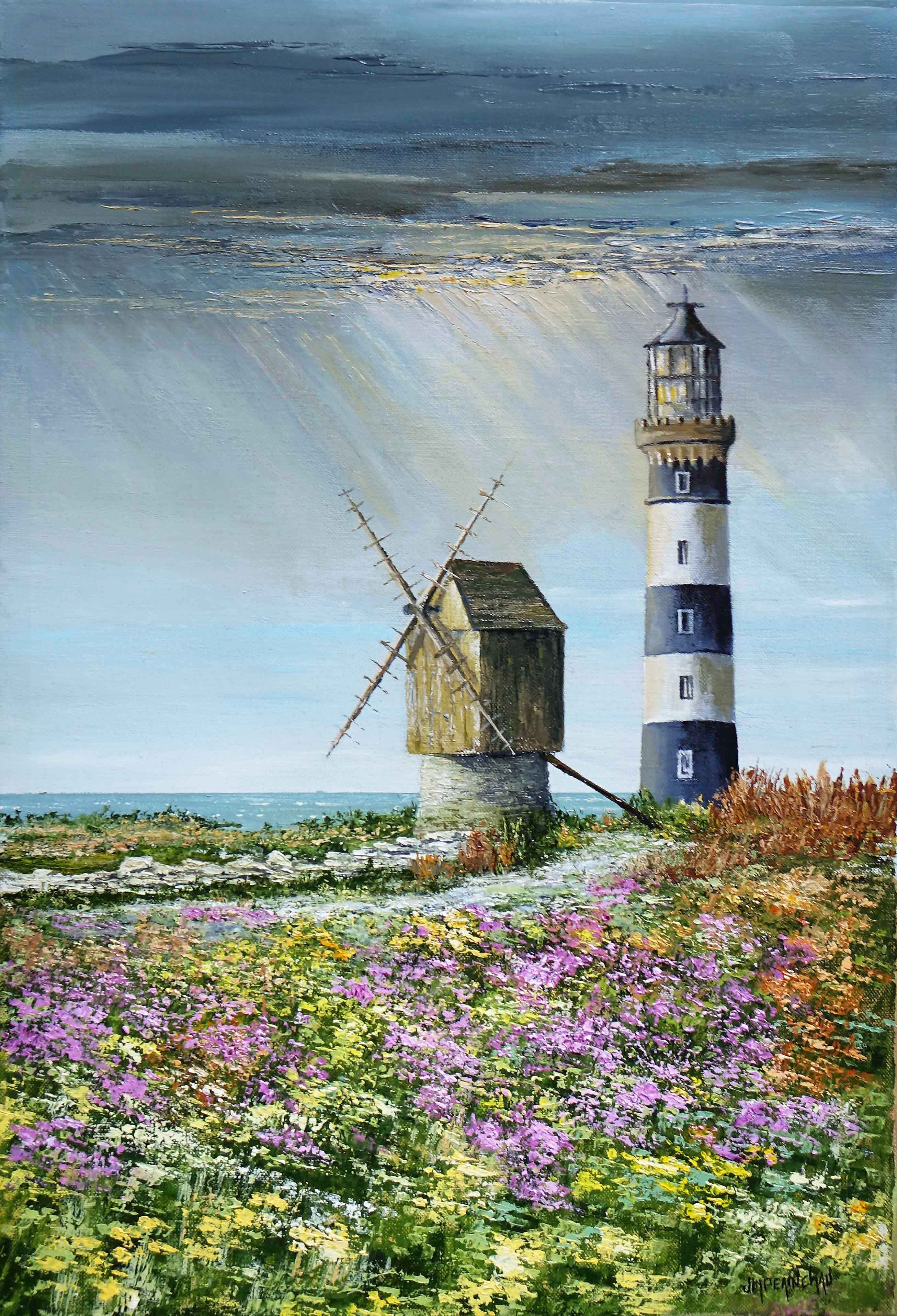 Ouessant-phare