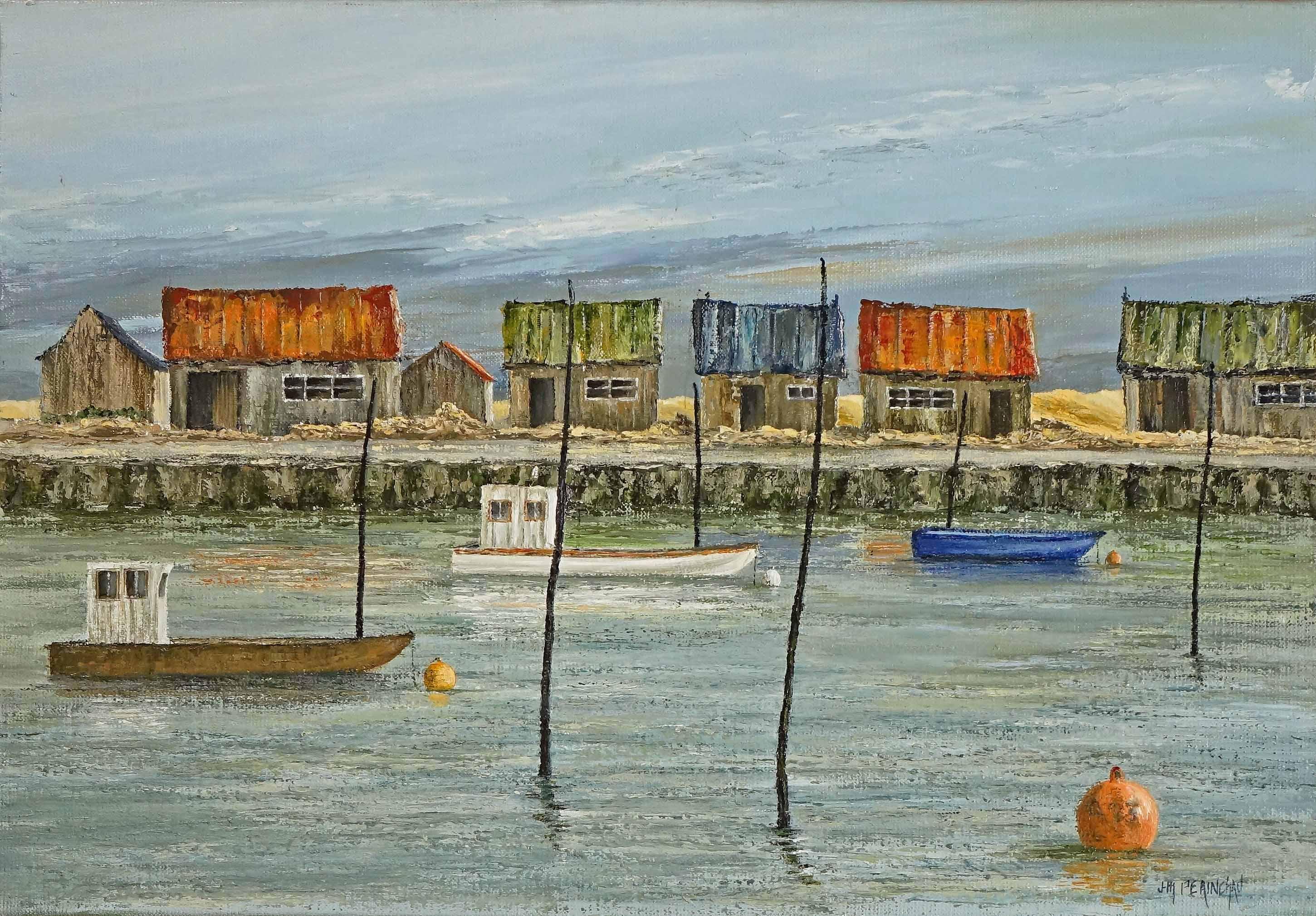 Port ostréicole 55x38